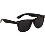 TopMode Sluneční brýle Wayfarer černá