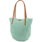 Kabelka Volcom Last Straw Tote SEA GLASS