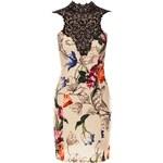 EVITA Dámské šaty DS50BE Barva: Béžová,