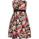 Dámské květované šaty MADONNA