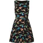 Yumi Dámské šaty YR1075_BLACK