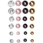 H&M Balení: 12 párů náušnic