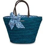 Fabrizio Plážový košík 55124-0500 modrý