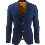 Coolbuddy Pánské tmavě modré sako Sting 8046 Velikost: L