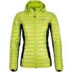 Outdoorová bunda Kilpi NEKTARIA dám. zelená