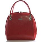 Dámská kabelka červená lakovaná - Maggio Florencia červená