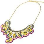 Venca Plochý korálkový náhrdelník