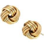 Fabiani Gold Ohrstecker Gold 375