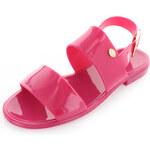 Mei Fuchsiové sandály Glam