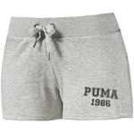 Dámské kraťasy Puma STYLE ATHL Shorts W M ŠEDÁ