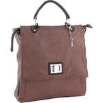 Lesara Handtasche mit Trageriemen - Bronze