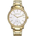 Dámské zlaté hodinky Esprit ES108112006 Jamie