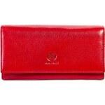 Velká dámská peněženka KRENIG - 12091 Červená