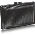 LS Fashion společenská kabelka LS0260 černá