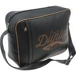 Taška přes rameno Dunlop Flash černá/zlatá