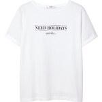 MANGO T-Shirt Coton Biologique