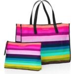 Victoria's Secret Taška Multicolor Tote + Pouch