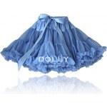 LE PETIT TOM Dolly sukně Markýza modrá