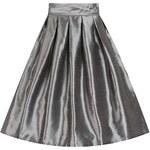 Retro sukně Lindy Bop Marnie šedá