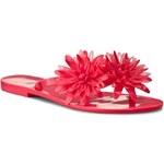 Zehentrenner MELISSA - Melissa Harmonic Garden II Ad 31670 Neon Pink 06709