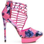 BELLE WOMEN Unikátní a stylové růžové dámské sandály