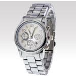 Dámské hodinky Wayfarer Glossy stříbrné
