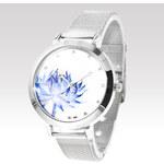 Wayfarer Dámské hodinky Blossmon 17954 stříbrné