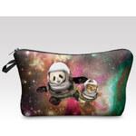 Wayfarer kosmetická taška Galaxy panda.