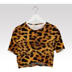 Wayfarer Crop-top tričko Panther