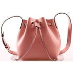 Coccinelle Babí létoLuxusní kožená kabelka Minibag Calf English Rose XV3 23 06 03 250