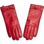 Dámské rukavice SAMSONITE - 01-421-910-7.5 Červená