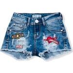 Jeansové šortky 5848