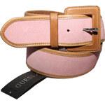 Guess dámský široký kožený pásek