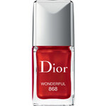 DIOR Č. 868 - Wonderful Rouge Dior Vernis Lak na nehty 10 ml