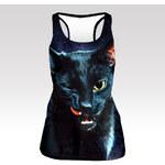 Wayfarer dámské tílko Black cat