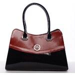 Dámská kabelka Maggio Tamara - červeno-černá