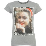 Character Heroes T Shirt Ladies Madge 10 (S)