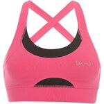 USA Pro Pro Medium Bra Top Ladies Pink 10 (S)