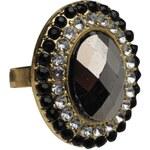 Golddigga Ring Ladies Gem N
