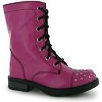 Skechers Rising Star Girls Boots Pink C13