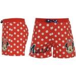 Disney Shorts Infant Girls Red Spot 2-3 Yrs