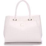 Dámská luxusní kabelka matná bílá - Maggio Astrid bílá