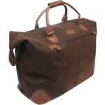 Kangol Overnight Holdall Brown N