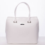 Dámská kabelka matná bílá - Maggio Tatiana bílá