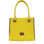 Žlutá kabelka LYDC London Sara