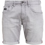 Superdry OFFICER Jeans Shorts faded grey