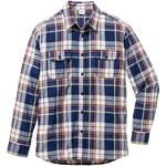 John Baner JEANSWEAR Flanelová košile Regular Fit bonprix