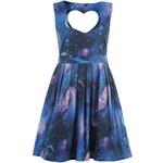 Cupcake Cult Heart Back Dress Ladies Love Galaxy 12 (M)