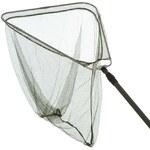 Carp Kinetics Tri Fold Landing Net and Handle 60cm Olive 60cm