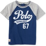 Ralph Lauren chlapecké tričko Graphic Baseball